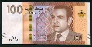 Morocco 100 Dirhams 2012/AH1433 UNC P. 76,   Banknote, Uncirculated - España - Morocco 100 Dirhams 2012/AH1433 UNC P. 76,   Banknote, Uncirculated - España