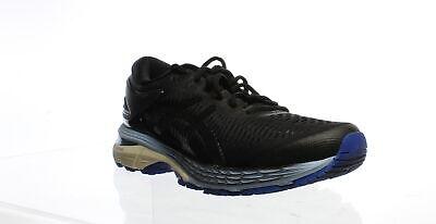 ASICS Womens Gel-Kayano 25 Black Running Shoes Size 7 (1021377)