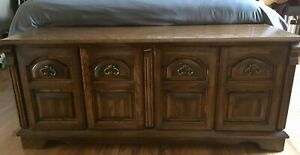Solid wood Canadian made Hope Chest
