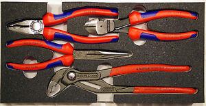 Knipex-Plier-Set-in-EVA-Foam-03-02-180-26-12-200-74-12-180-87-01-250