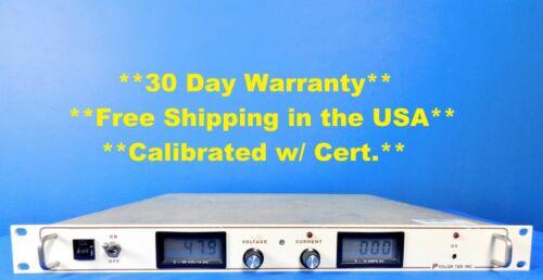 Power Ten 3300D-6010 Power Supply 60 VDC  10 A