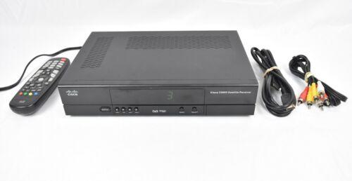 Cisco D9865-D Satellite Receiver with Remote Control 4028651120001