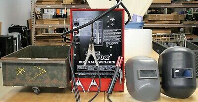 Solar Buz Box Stick Arc 230 Amp Welder Model 110 W2 Welder Hats Roll Cart
