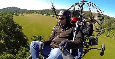 UNIVERSAL TANDEM PARAMOTOR QUAD For Powered Paragliding BlackHawk LowBoy II Quad