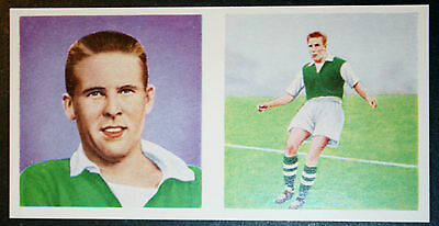 PLYMOUTH ARGYLE   Vintage 1960 Colour  Footballer Card  EXC