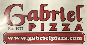 Gabriel's - SERVERS & DRIVERS WANTED