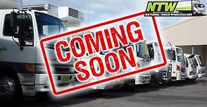 Isuzu FRR500 *** 8 Pallet - External Standby - LOW kms *** Mulgrave Hawkesbury Area Preview