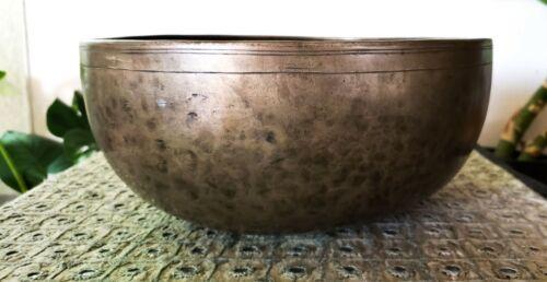Tibetan Singing Bowl Antique