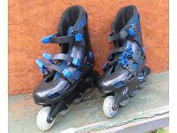 ROLLER BLADES - (In Line Skates)