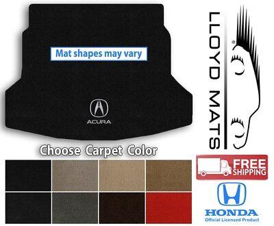Lloyd Ultimat Carpet Trunk Mat for Acura Vehicles - Choose Logo & Color