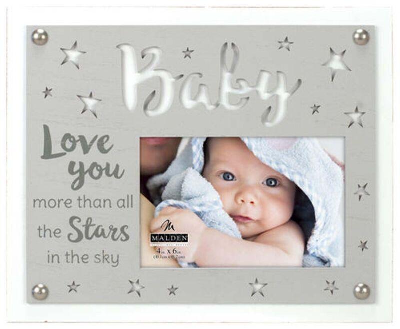Malden 4x6 Baby Acadia Frame