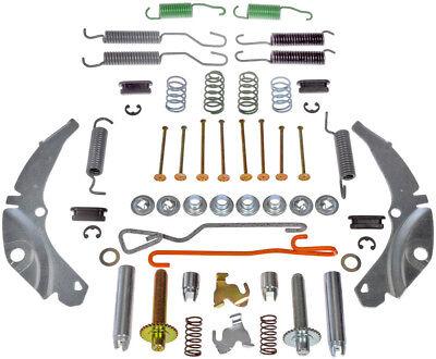 Drum Brake Hardware Kit Rear Dorman HW2324
