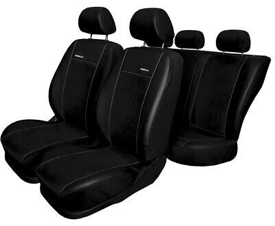 Opel Zafira B 5 Sitze 2005-2011 Maßgefertigt Maß Sitzbezüge Kunstleder