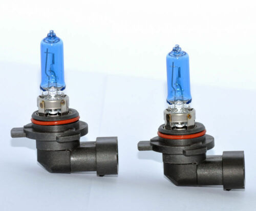 2x HIR2 9012 8500K 12V 55W Xenon Look Effekt Optik Halogen Birnen Lampen