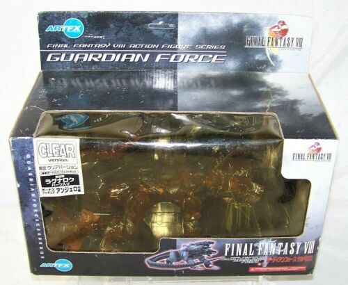 FINAL FANTASY VIII Guardian Force CERBERUS Action Figure ClearVersion 1999 ArtFX