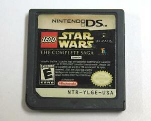 Lego Star wars The Complete saga  DS Games