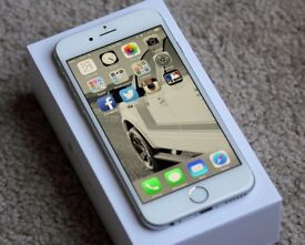 iPhone 6s Silver mint condition