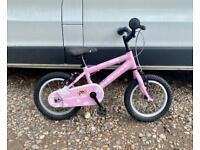Girls ridgeback mountain bike 14'' wheels £25