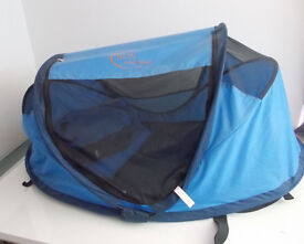 Pop Up Baby Travel Cot / Tent