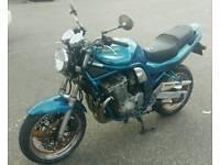 Suzuki bandit mk1 600