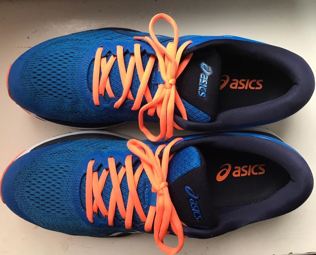 Asics gel Keyanno 24 UK size 10 almost new (unwanted gift)