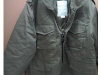 Military field Jackson new never used unwanted gift