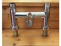 Bath mixer taps