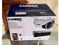 Lorex HD Wireless Security System!!