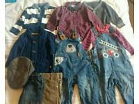 Next& Baby Gap boy's baby bundle