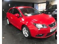 Seat Ibiza 1.4 Toca SportCoupe 3dr 2 OWNERS FULL SERVICE HISTORY