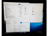 Asus V3 Gamer PC, Athlon II 245 2.9Ghz, Win 10, 750GB, 4GB, Nvidia 8200 HDMI, firewire, Office