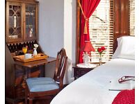 American Guest House is a 12-bedroom with en suite bathrooms Washington DC Bed and Breakfast.