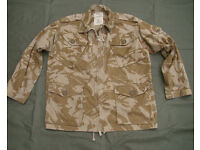 RARE - Gulf War 1 (1990) Issue Desert Temperate Pattern Field Jacket - Size 170/112