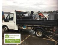 Man with a van....Rubbish, garden, waste & FREE scrap metal clearance
