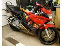 HONDA CBR600 F sell swap car bike van why