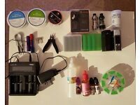 Vape/ E-Cigarette Quitting Sale Over £300 Worth
