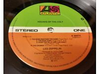 LED ZEPPELIN uk HOUSES OF THE HOLY A4/B1 NM condition