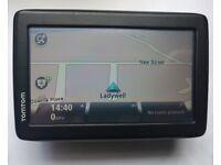 """5"""" TomTom Start 25 - 4EN52 Z1230 GPS Sat Nav - UK & Ireland + FULL Europe Map! (no offers, please)"""