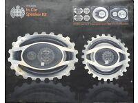 Ministry of Sound In-Car Speaker Kit