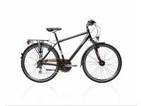 Btwin hoprider 520 hybrid city bike