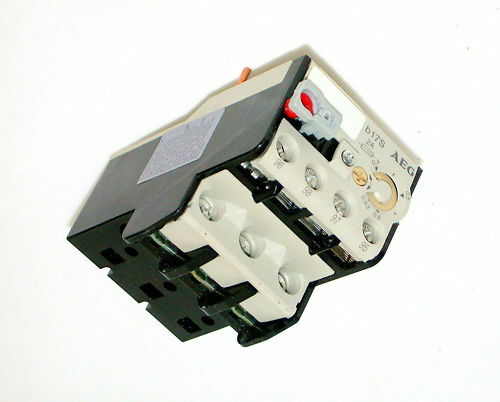 2 NEW THERMAL OVERLOAD RELAYS B17S  910-341-925-00