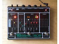 Electro Harmonix 16 Second Delay