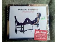 KATIE MALUA ,PIECE BY PIECE. SPECIAL BONUS EDITION ,CD+ 90 MINUTE DVD + 3 EXTRA TRACKS.