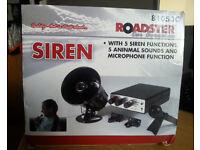 Car animal siren