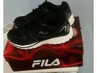 New Boy's Fila Trainers