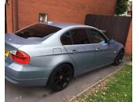 2006 bmw 330 I se 271 bhp mapped custom exhaust, mot till feb. FSH, 2 keys, 07582207207 for moreinfo