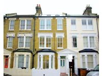 Stylish Two Double Bedroom Ground Floor Flat, Available End Of February, 0.6 Miles to Vauxhall Tube