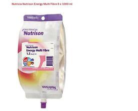 Nutricia Nutrision energy multi fiber 500ml x8 Need Gone ASAP