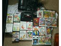 Sega master & Sega megadrive bundle with loads of games