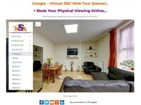 5 Dbl.Bed-Victoria Park Jul 21–Jun 22 - Physical & Virtual 360° Viewings Available (18sg)